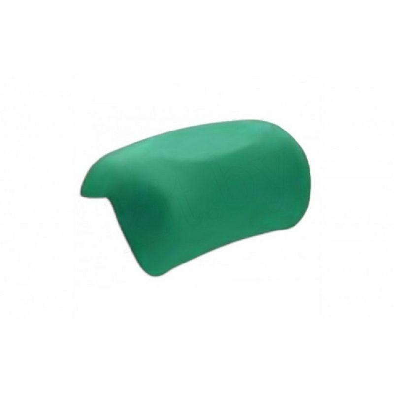 Подголовник Тритон для ванны на присосках (зеленый) Х12