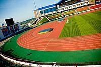 Спортивное покрытия для универсальных площадок