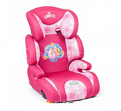 """Детское кресло """"Смешарики"""", 2в1 (кресло+бустер), группы 2/3 (15-36 кг/3-12 лет)"""