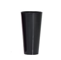 Горшок с внутренней вставкой Tubus Slim Shine глянец DTUS 200S | Prosperplast(Польша)