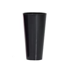 Горшок цветочный высокий глянец TUBUS Slim Shine DTUS 200S, Prosperplast Польша
