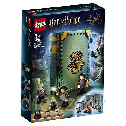 Lego Harry Potter Учёба в Хогвартсе Урок зельеварения 76383