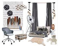 Мебель и декор