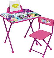 Комплект детской мебели Ника My Little Pony