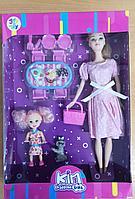 Игровой набор: кукла с ребенком