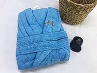 Мужской банный халат, фото 3