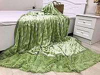 Плед норка-страус, фото 3