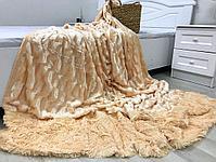 Плед норка-страус, фото 4