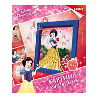 Картина из пайеток LORI Принцесса Disney