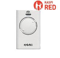 Пульт FAAC XT4 RC 433МГц 4-канальный фиксированный-код