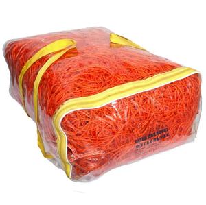 Сетка для мини-футбола 2 шт/оранжевая