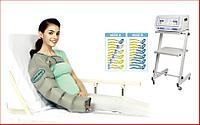 Аппарат для прессотерапии и лимфодренажа LC-600D Ю.Корея, (для 2-х пациентов, 6 секций, ноги (для двух