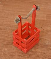 Ящики деревянные обожжённые обожжённые