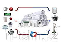Проектирование слаботочных систем и разработка проектов - цена договорная тел. 8777 930 3131 / 8707 994 06 20