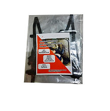 Накидка защитная на автокресло 65х48 ПВХ200