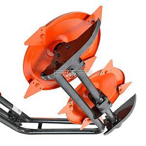 Косилка роторная PATRIOT GK-100 для мотоблока