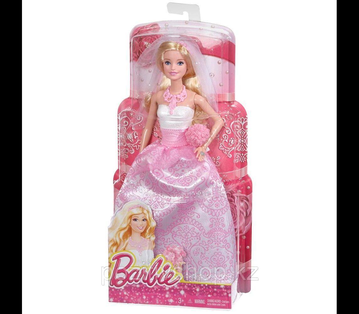 Набор игровой Barbie Королевская невеста - фото 4