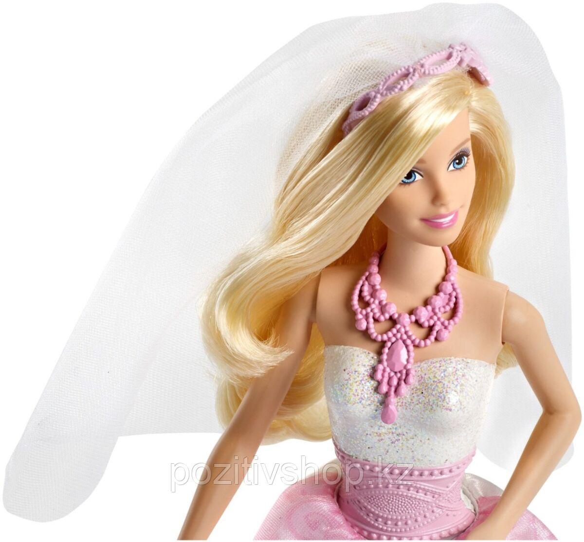 Набор игровой Barbie Королевская невеста - фото 3