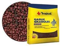 Корм для рыб Tropical Garlic Granules, гранулы с чесноком