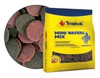 Корм для донных рыб и ракообразных Tropical Mini Wafers Mix