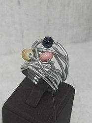 Кольцо - паутинка / СО / 18 размер / ЕВ30