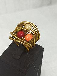 Кольцо - паутинка / СО / 16,5 размер / ЕВ30