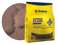 Корм в виде хлопьев с чесноком и аминокислотами Tropical Garlic Flakes XXL