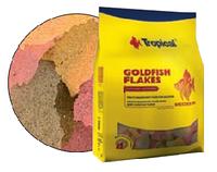 Полноценный корм в виде хлопьев Tropical Goldfish Flakes XXL