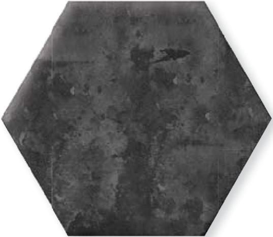 Плитка для пола глазурованная Factory Mix BK 346x400