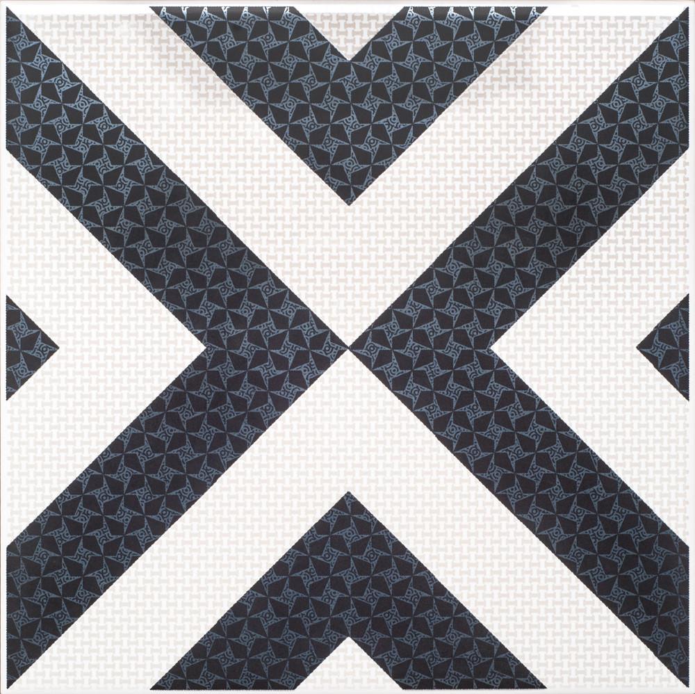 Декор Orly Angle BK 200x200 D9 /11