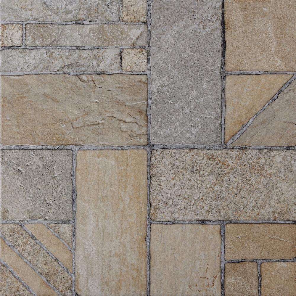 Плитка для пола глазурованная Lugano YL 400x400 /9