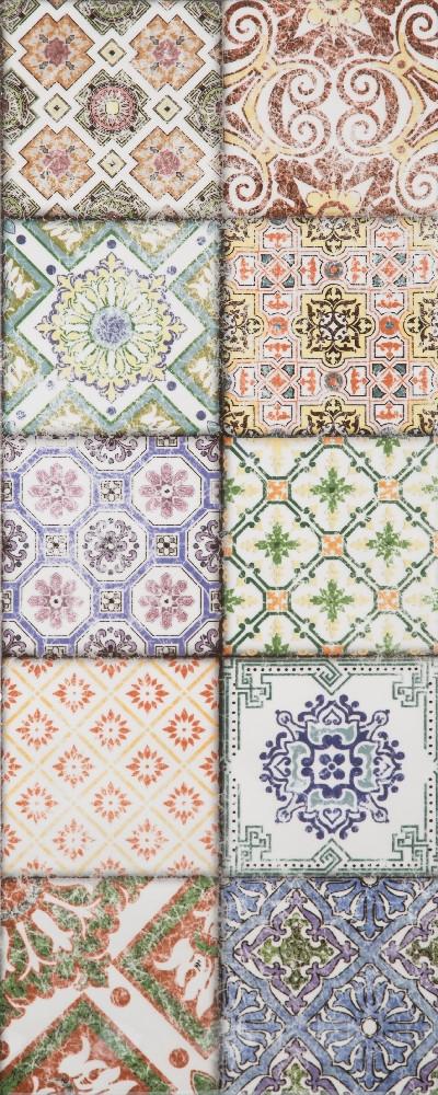 Плитка облицовочная Izmir Vintage Color 200x500 /17