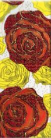 Декор Rose W YL 200x500 D17/LG