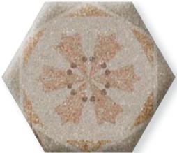 Плитка для пола глазурованная Nolida Mix B 100x115