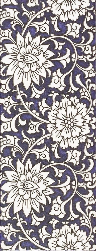 Плитка облицовочная Medea Flower BLT 200x500 /17