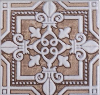 Декор пол Tabasco 2 B 100x100 D14 /51