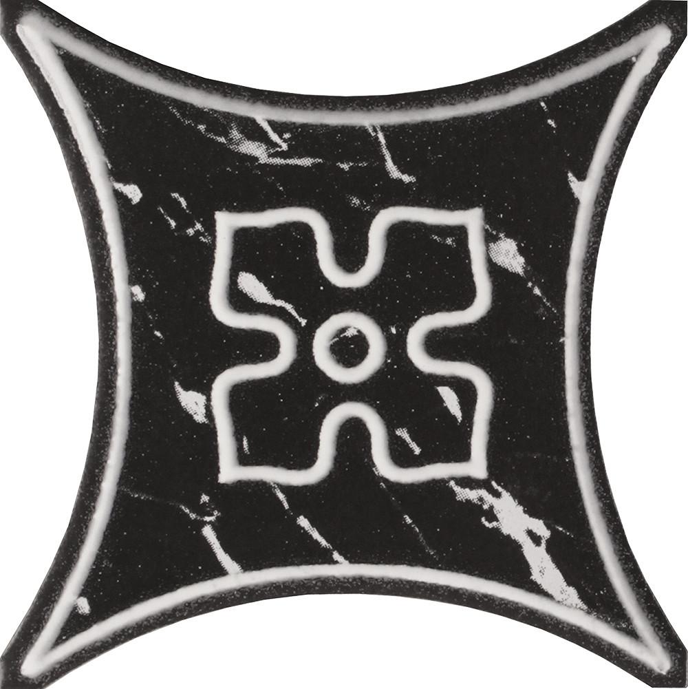 Декор пол Texas 2 BK (100x100) D14 /51