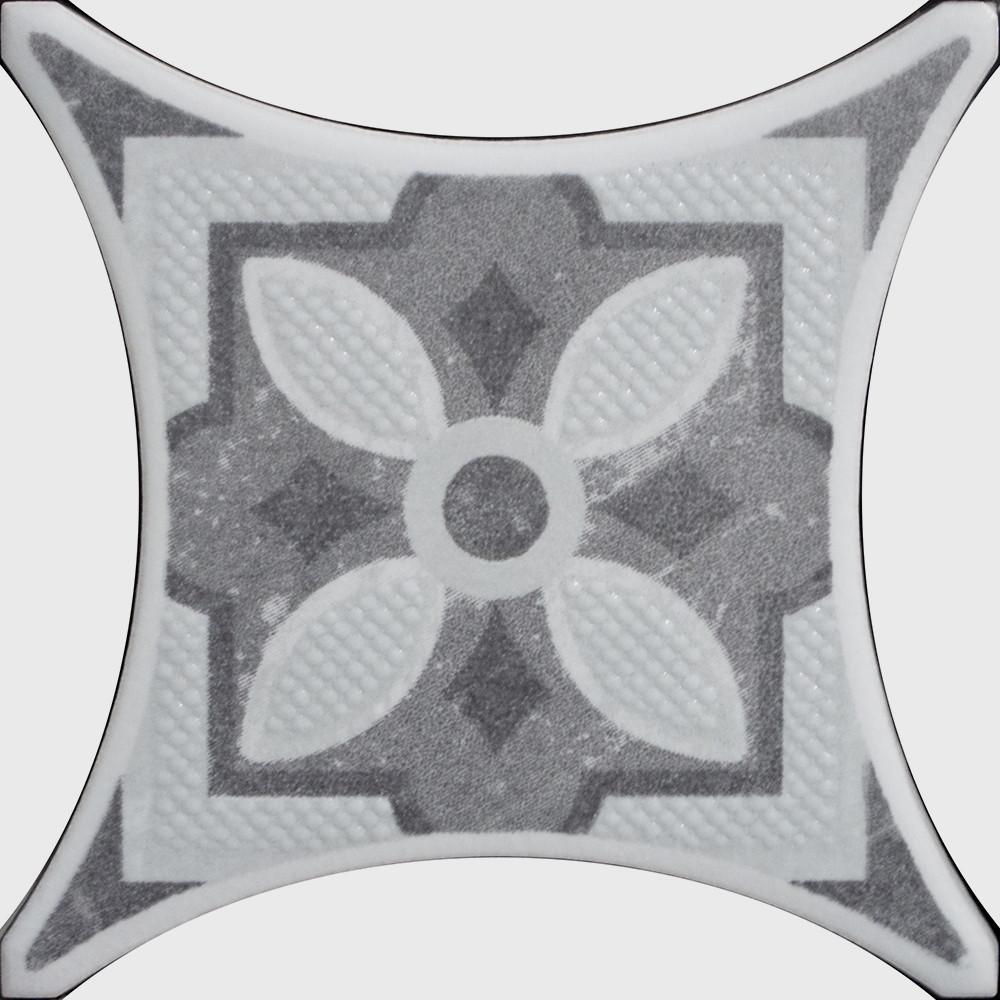 Декор пол Texas 4 GR 100x100 D14 /51