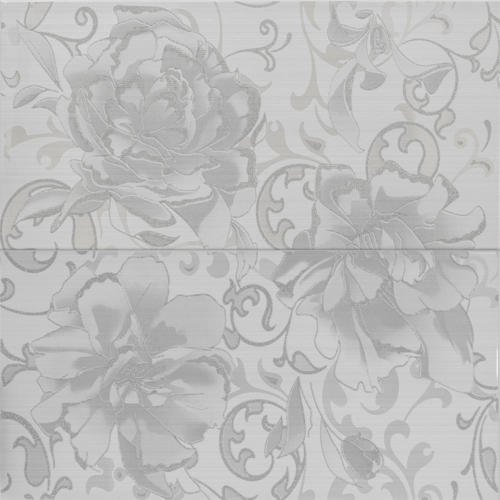 Декор-панно Charlotte Peony GRC 500x500 D21