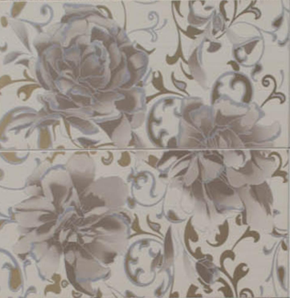 Декор-панно Charlotte Peony MCM 500x500 D21/LG