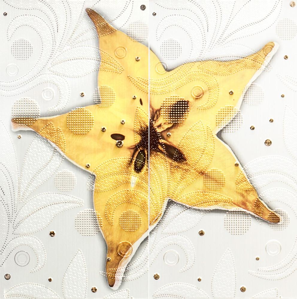 Декор-панно Cuba 2 Exotic 590x595 D6/G