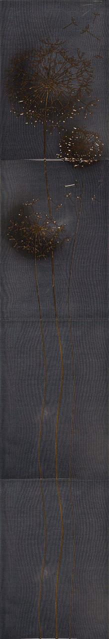 Декор-панно Silk Dandelion Light BK 275x1600 D2/G