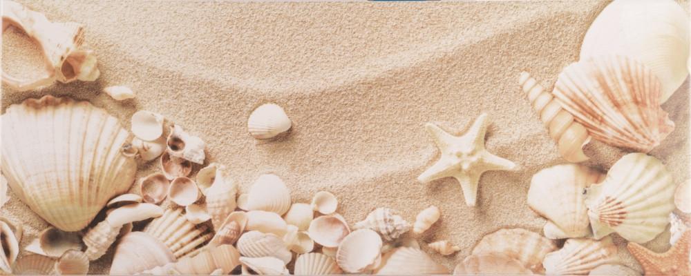 Декор-панно Yalta Seashells 400x500 D17/G