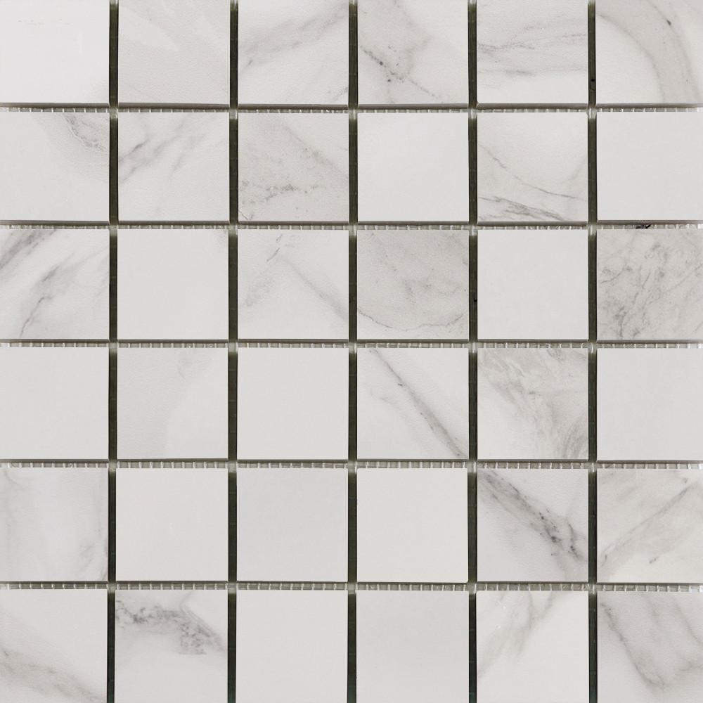 Мозаика Mos Calacatta GR 300x300 M4 /9