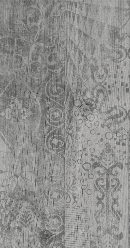 Плитка для пола ректифицированная Cement Pattern Mix GR 295x595 /6 P
