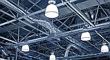 Светильник 200 в, колокол, промышленный, индустриальный светильник, светильник купольный, светильник подвесной, фото 9