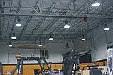 Светильник 200 в, колокол, промышленный, индустриальный светильник, светильник купольный, светильник подвесной, фото 4