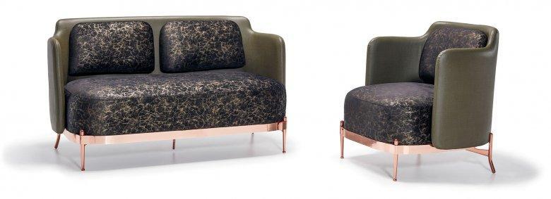Мягкая мебель 2+1+ ПУФ