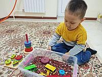 Индивидуальное занятие с детским логопедом (курс 60 занятий)