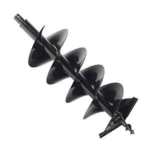 Шнек двухзаходный PATRIOT D 250B для грунта, длина 800мм, смен. ножи